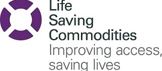 UN Commission on Life-Saving Commodities logo