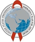 The United States President's Emergency Plan for AIDS Relief (PEPFAR) logo