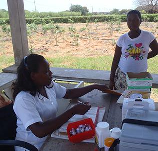 last mile vaccine photo
