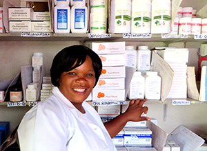 rural pharmacy workers
