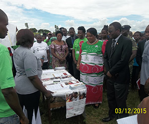 mHealth Launch Malawi