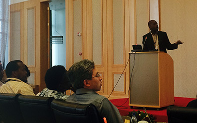 presentation at Africa regional mHealth meeting