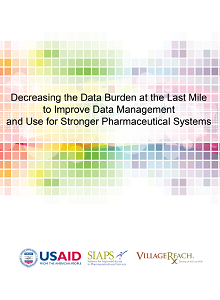 USAID and VillageReach Data Burden Study image