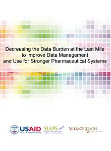 USAID and VillageReach Data Burden Study image
