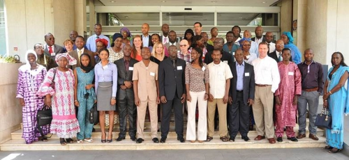 Photo UNCoLSC - Almost 60 participants and facilitators representing 16 sub-Saharan African countries, came together in Senegal for the workshop