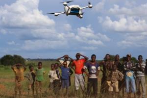 UAV in Malawi