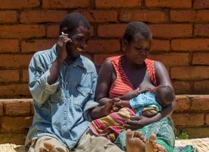 A family using CCPF