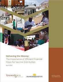 Delivering the Money Cover