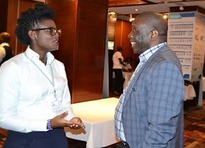 Me & Dr Mukengeshayi, SG of DRC