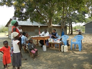 rural health clinic Kenya