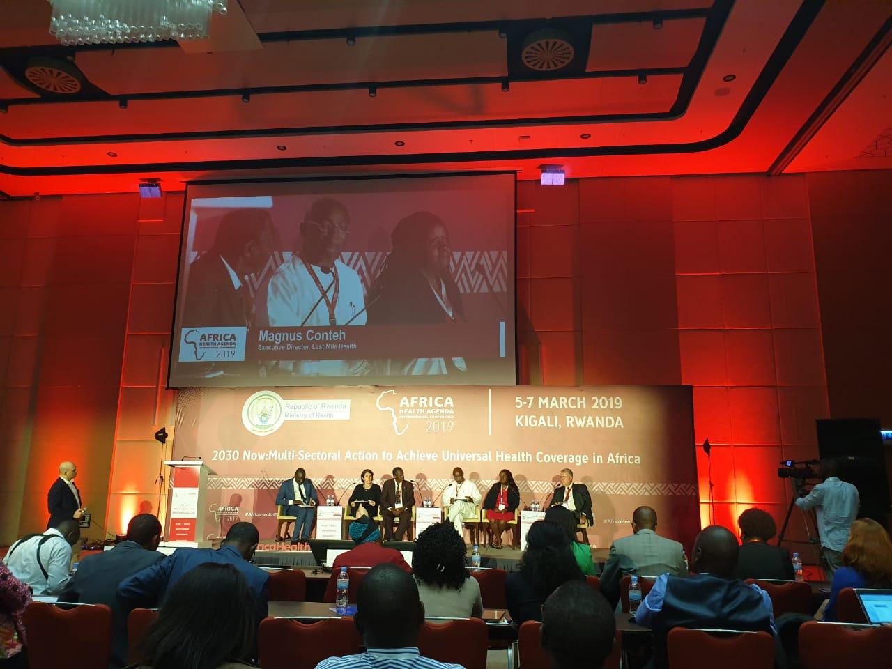 Africa Health Agenda International Conference 2019 [Photo